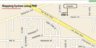 Php Map Simple Mapping System Using Php And Jquery Free Source Code