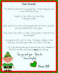 printable elf girl free printable elf on the shelf goodbye letter jesus focused