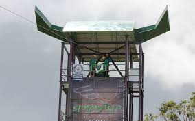 this is officially the world u0027s longest zip line travel leisure
