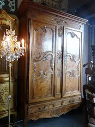 stunning late 1800 u0027s burr walnut antique french armoire p o a