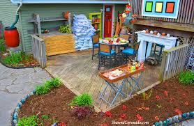 Diy Backyard Makeover Contest by Garden Design Garden Design With Backyard Garden Room Makeover