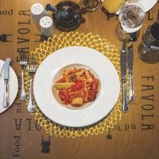 le led cuisine le méridiens signature menu the daily