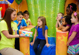 Places To Have A Baby Shower In Nj - secaucus kids birthday party bounce house pump it up
