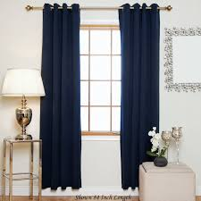 108 Inch Long Shower Curtain Living Room Amusing Navy 108 Inch Curtains With Curtain Rod And