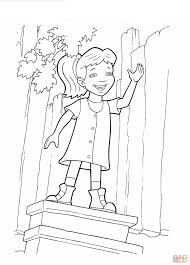 emmy on the top coloring page free printable coloring pages