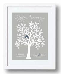 25 wedding anniversary gift 25th anniversary gift for parents 25th silver anniversary