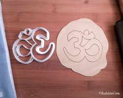 namaste cookie cutter yoga cookie cutter 3d printed yoga