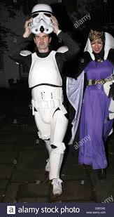 jimmy carr as a star wars stormtrooper at jonathan ross