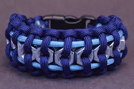 make paracord survival bracelet images How to make the quot hex nut quot paracord survival bracelet jpg