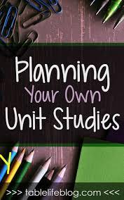 10 best homeschooling unit studies images on pinterest unit