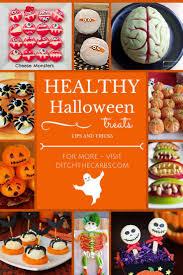 healthy halloween treats candy free