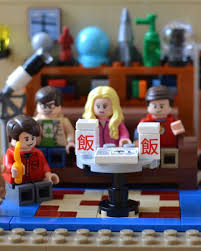 married with bricks lego ideas the big bang theory set with a