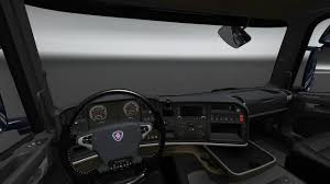 renault truck interior scania trucks interiors u0026 exteriors improvements pack for ets2