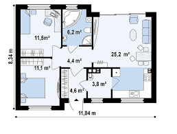 8 square meters 60 70 square meter house plans houz buzz