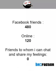 Memes Facebook Chat - facebook friends 480 online 120 friends to whom i can chat and share