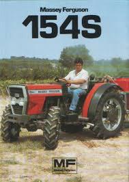afbeeldingsresultaat voor massey ferguson 154 tractor mf