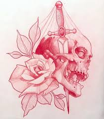 the 25 best skull rose tattoos ideas on pinterest mandala