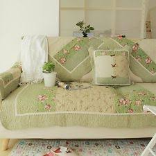 shabby chic sofa covers shabby chic slipcover ebay