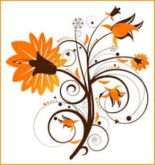 Clipart Vase Of Flowers Fall Flower Clipart Clipartxtras