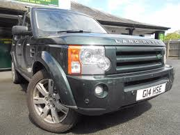 land rover discovery hse used land rover discovery hse 2009 cars for sale motors co uk