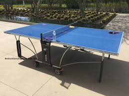 What Is The Size Of A Ping Pong Table by Cornilleau 250s Crossover Ping Pong Table