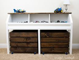 best 25 rustic toy boxes ideas on pinterest diy toy box pallet