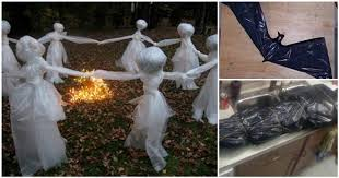 Scary Halloween Decorations Ideas by Marvellous Making Scary Halloween Decorations 15 In Interior