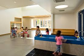 mt hood community college early childhood center mahlum archdaily
