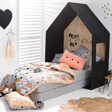 Childrens Bed Headboards Best 25 Toddler Floor Bed Ideas On Pinterest Toddler Bed