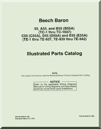 28 beechcraft baron c55 maintenance manual beechcraft 95
