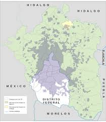 Mexico Map Cities by Greater Mexico City Wikipedia