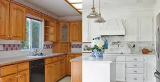 used kitchen cabinets vancouver 13 ways to makeover dated kitchen cabinets without replacing
