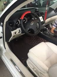 ban xe lexus is250 mui tran siêu phẩm mui trần lexus is250c lót sàn nâu sang trọng thảm sàn