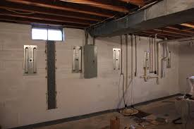 woods basement systems inc basement waterproofing photo album