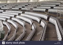 arena seating stock photos arena seating stock images alamy white seating at lords cricket ground st johns wood london england uk