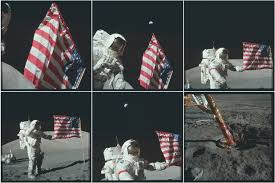 Moon Flag From Earth Explained Apollo 17 Photo Of Earth From Moon Seems Too High