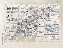 Las Vegas Strip Casino Map by Area Dining U0026 Attractions Doe Nnsa Ssgf