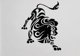 leo tribal tattoo design by jack12321 on deviantart