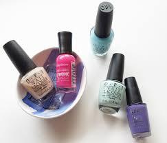favorite summer nail colors vol 1