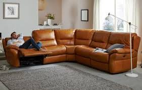 Recliner Sofas Corner Recliner Sofas In Fabric And Leather Dfs