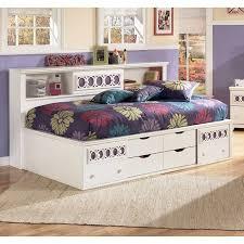 Bookcase Bedroom Sets Zayley Bookcase Bedroom Set Signature Design By Ashley Furniturepick