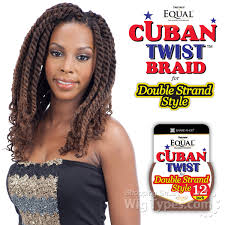 how do you curl cuban twist hair freetress equal synthetic braid cuban twist braid 12 wigtypes com