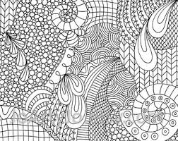 8 images printable zentangle coloring pages pdf