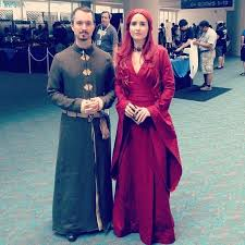 Game Thrones Couples Halloween Costumes Shipping Lord Baelish Melisandre 28 Comic