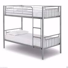 Bunk Beds  Twin Over Full Wood Bunk Bed Full Size Bunk Bed With - Metal bunk bed futon combo