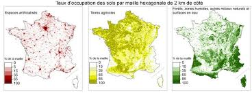 land pattern en francais land use state and impacts france european environment agency