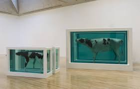 mother and child divided u0027 damien hirst exhibition copy 2007