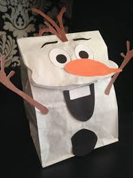 christmas ornaments crafts diy 2014 frozen olaf paper craft party