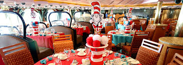 Cat In The Hat Party Decorations Seuss At Sea The World Of Dr Seuss Onboard Carnival