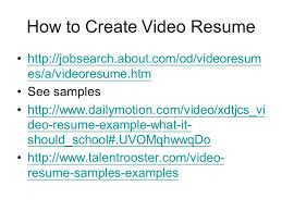 Video Resume Sample by Video Resume Conference English Aiden Yeh Phd Wenzao Ursuline